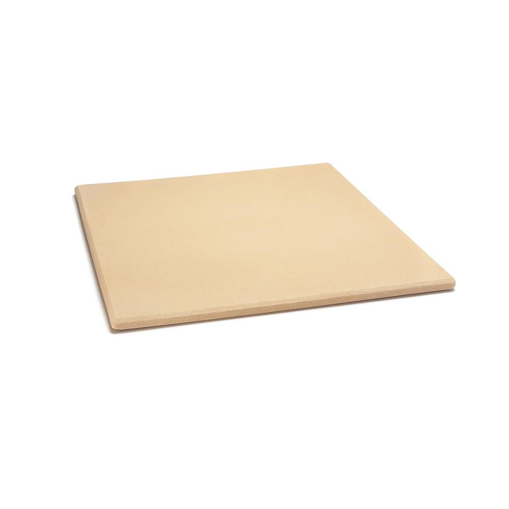 Outset 14 in. x 16 in. Rectangle Pizza Grill Stone
