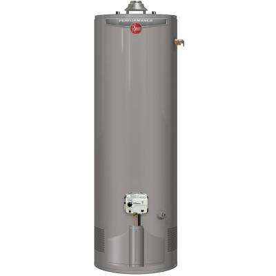 Performance 40 Gal. Tall 6-Year 38,000 BTU ULN Natural Gas Water Heater