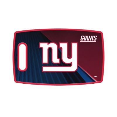 New York Giants Large Plastic Cutting Board