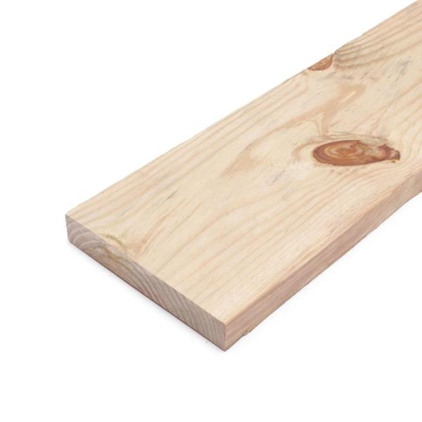 2 in. x 10 in. x 16 ft. #2 Prime Cedar-Tone Ground Contact Pressure-Treated Lumber