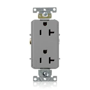 Electrical Outlets Receptacles Wiring Devices Light Controls The Home Depot