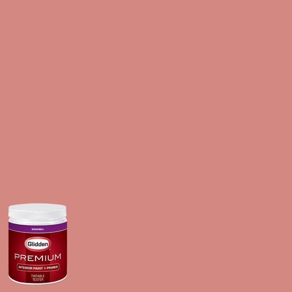 Glidden Bathroom Paint: Glidden Premium 8 Oz. #HDGR62U Berrydale Eggshell Interior