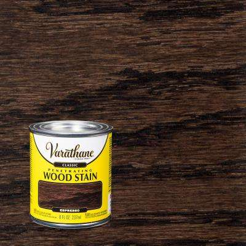 8 oz. Espresso Classic Wood Interior Stain