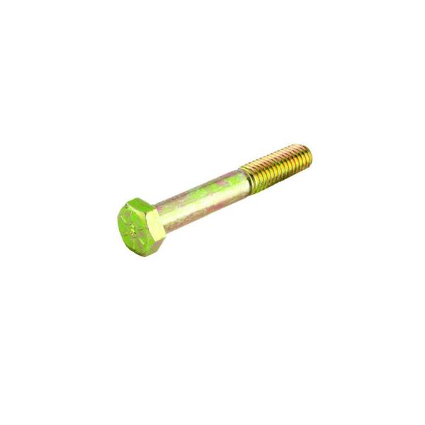 3/8 in. x 16 tpi x 3 in. Zinc-Plated Grade 8 Hex Bolt
