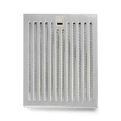 11.02 in. x 14.4 in. Hybrid Baffle Filter for Range Hood (1-Pack)