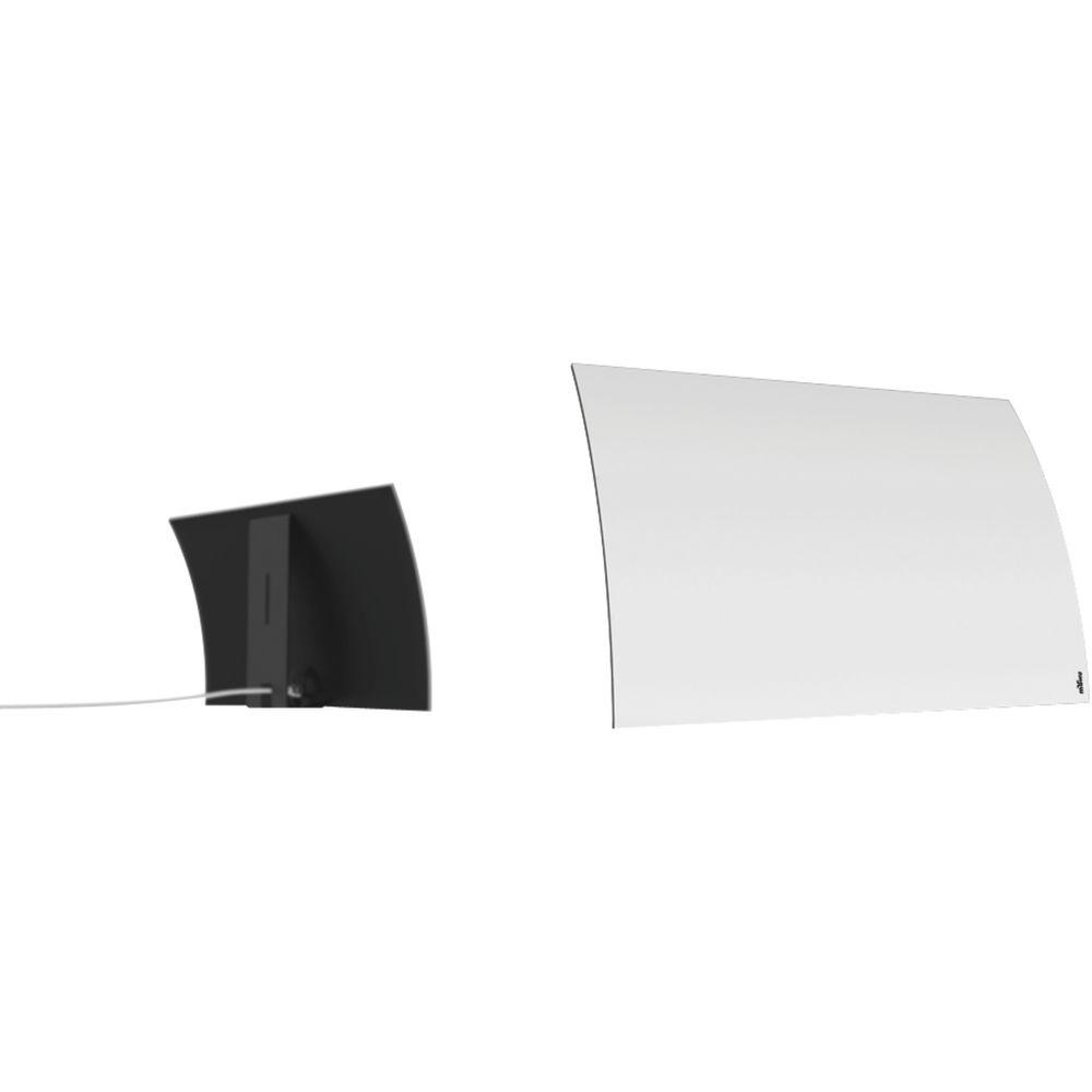 Mohu Curve 50 Indoor Hdtv Antenna Mh 110567 The Home Depot