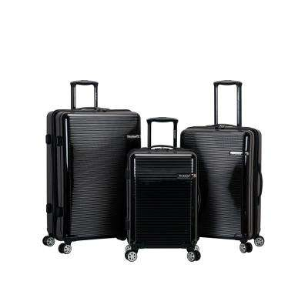 Polycarbonate Luggage Set (3-Piece)