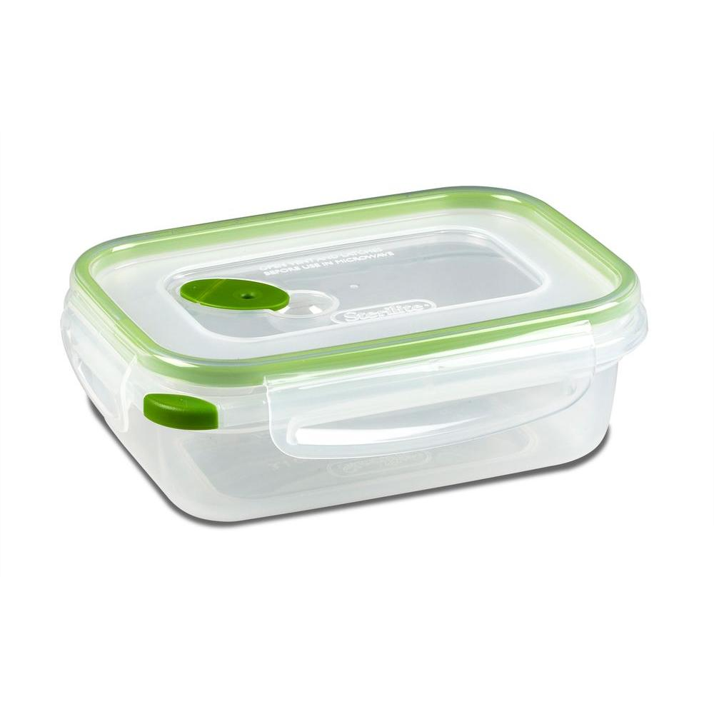Sterilite Ultra-Seal 3.1 Rectangle Food Storage Container (6-Pack)-DISCONTINUED