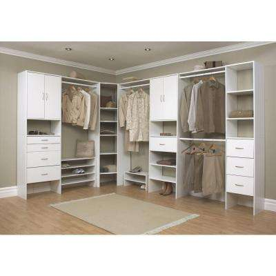 Wood Closet Organizers - Closet Storage & Organization - The Home