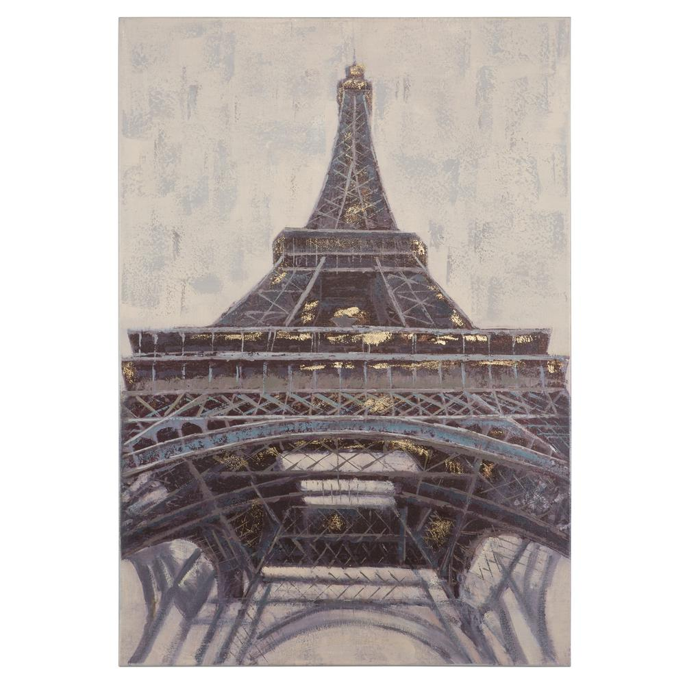 Marvelous Yosemite Home Decor 39.4 In. H X 27.6 In. W Eyes Up Eiffel Tower
