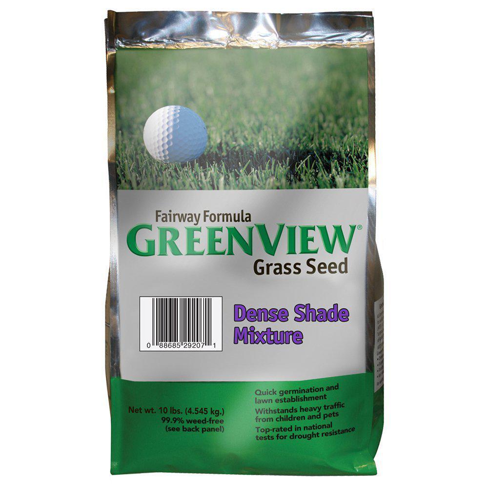 10 lb. Fairway Formula Dense Shade Grass Seed Mixture
