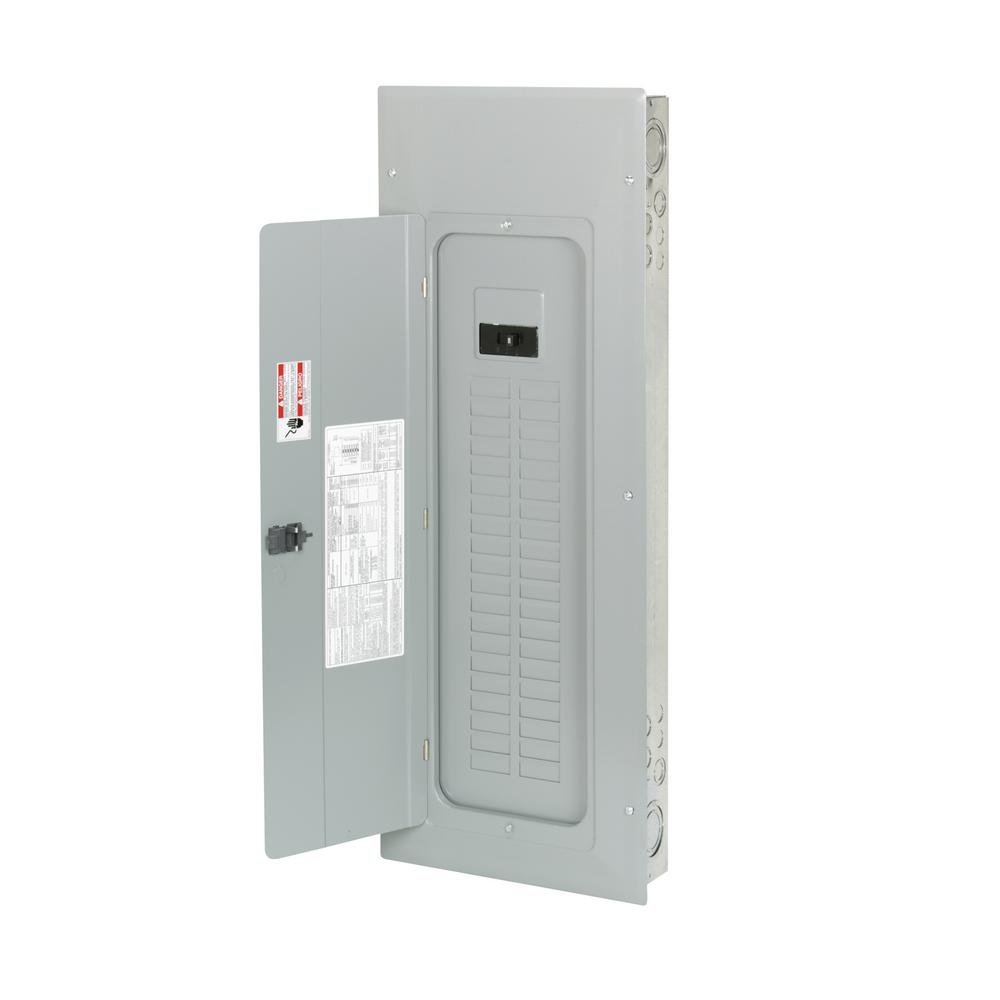Siemens Pl Series 200 Amp 40 Space Circuit Main Breaker Indoor Homeline Load Center Wiring Diagram P4040b1200cu The Home Depot
