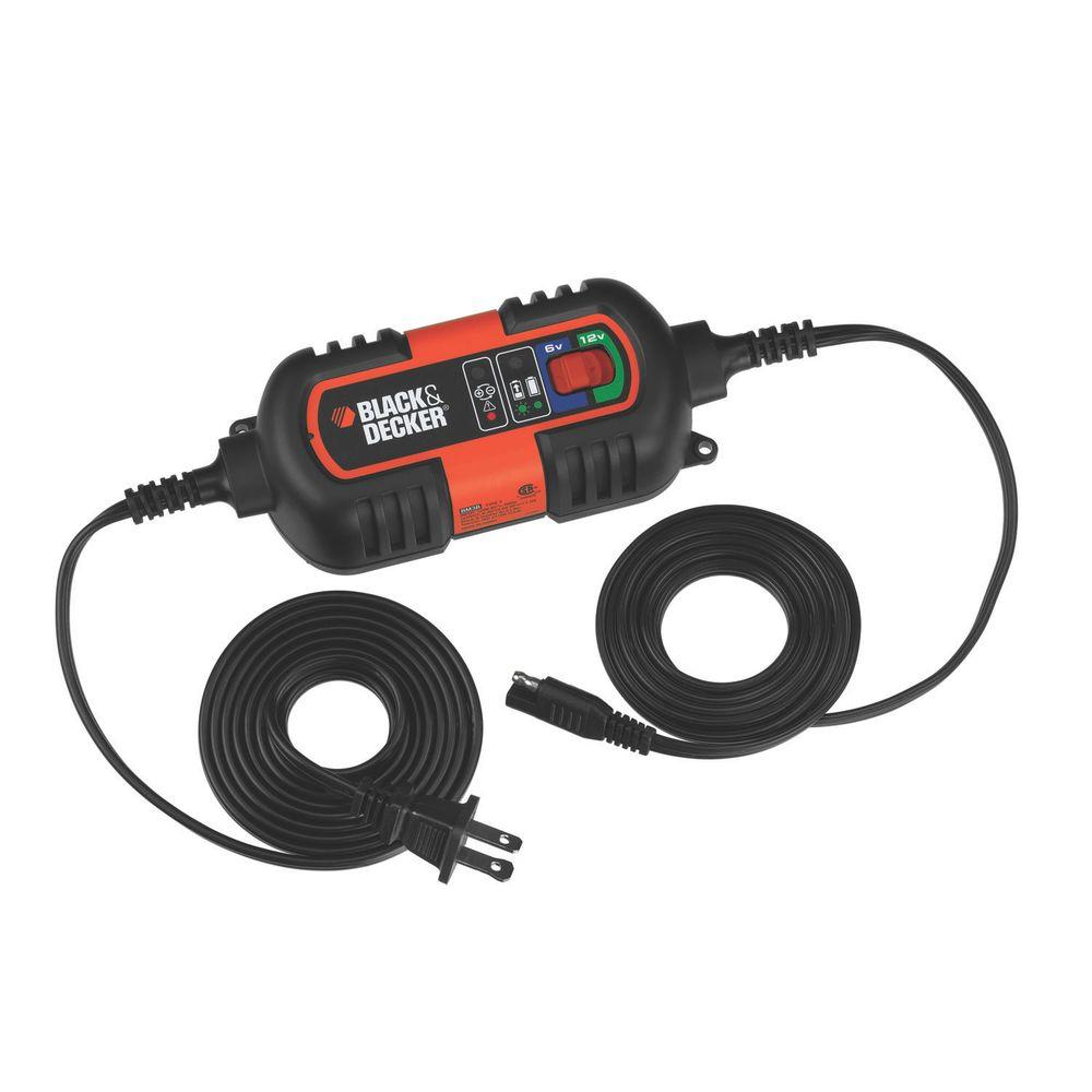 BLACK+DECKER 120-Volt Battery Maintainer