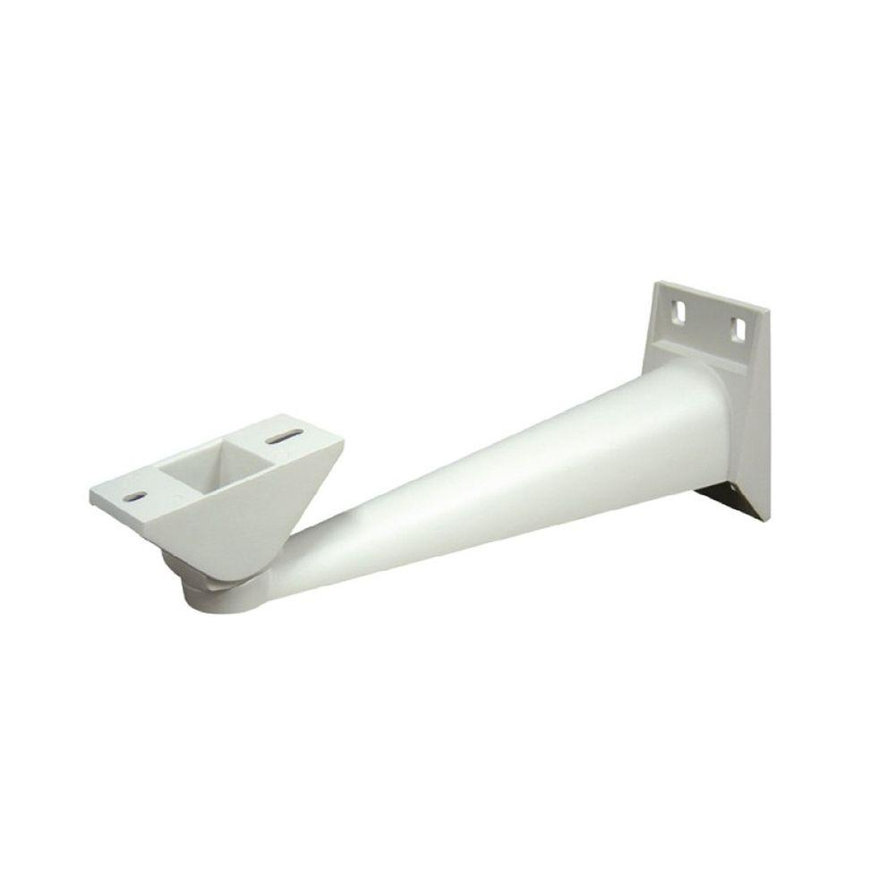 Homevision Technology SeqCam Camera Bracket This SeqCam Camera Bracket is ideal for CCTV camera. It is constructed with sturdy metal material for long time use. Weatherproof Metal CCTV Camera Bracket for indoor and outdoor use. This CCTV camera bracket is designed to mount a camera to a wall or other surface with easy installation.