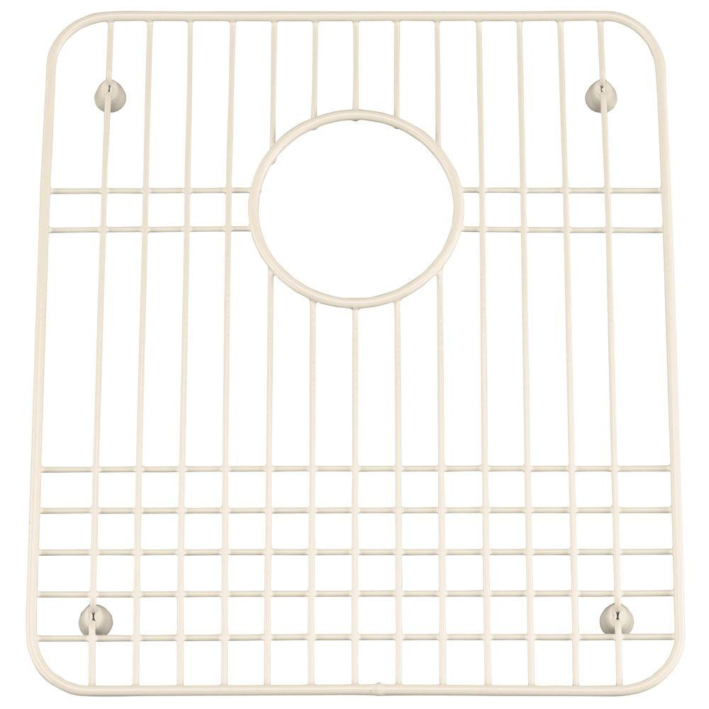 KOHLER Bottom Basin Rack in Almond-DISCONTINUED