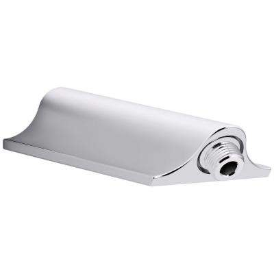 Stance Shower Arm, Polished Chrome