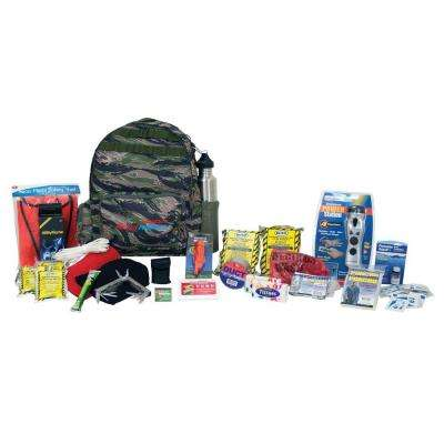 2-Person Deluxe Outdoor Survival Kit