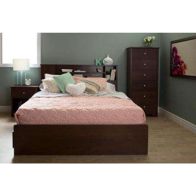 Vito Sumptuous Cherry Full/Queen Headboard