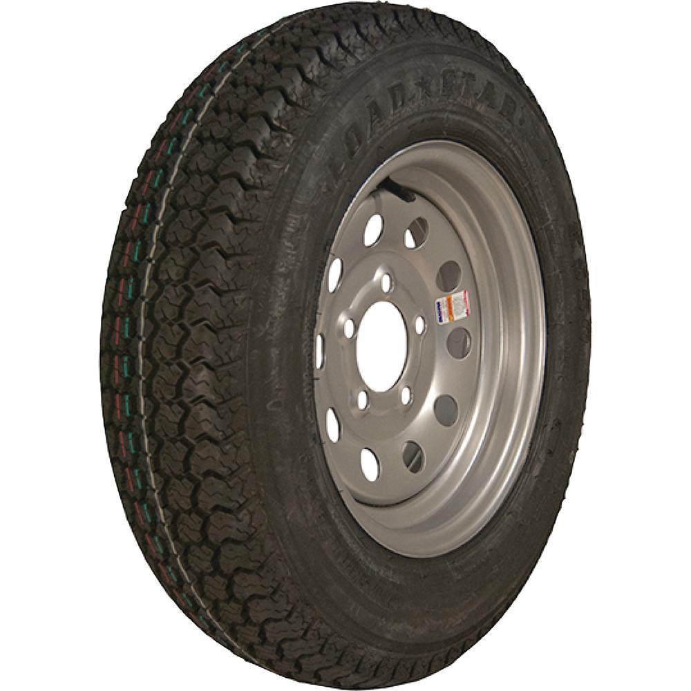 Loadstar 530-12 K353 BIAS 1045 lb. Load Capacity Galvanized 12 inch Bias Tire... by Loadstar
