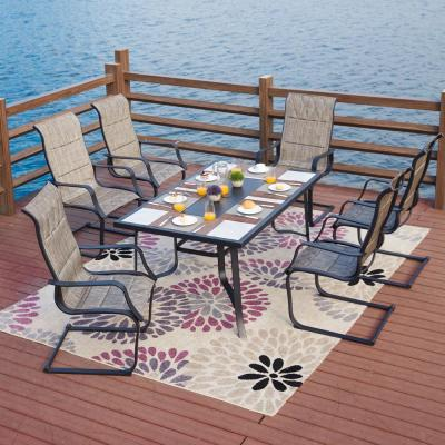 7-Piece Sling Outdoor Dining Set