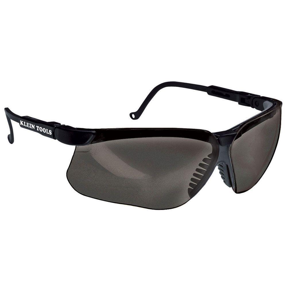 Dark Gray Protective Eyewear Lens