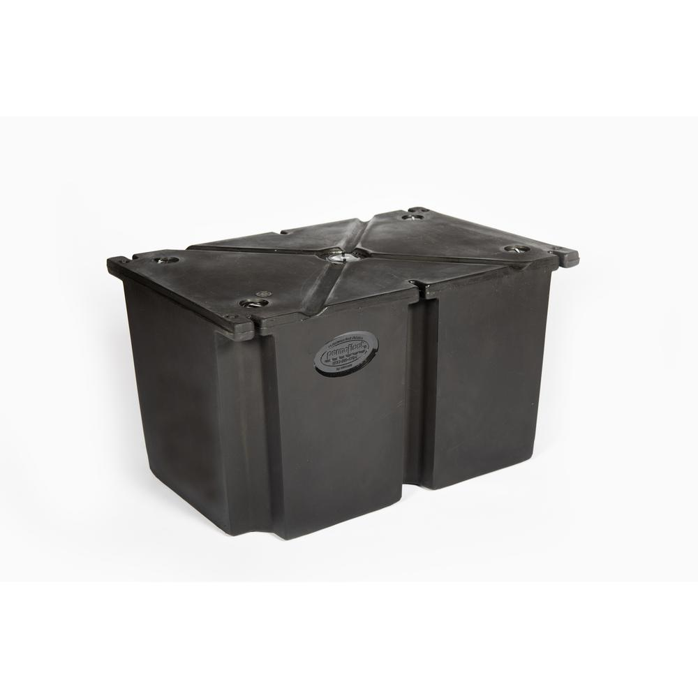 PermaFloat 24 in. x 36 in. x 12 in. Dock System Float Drum