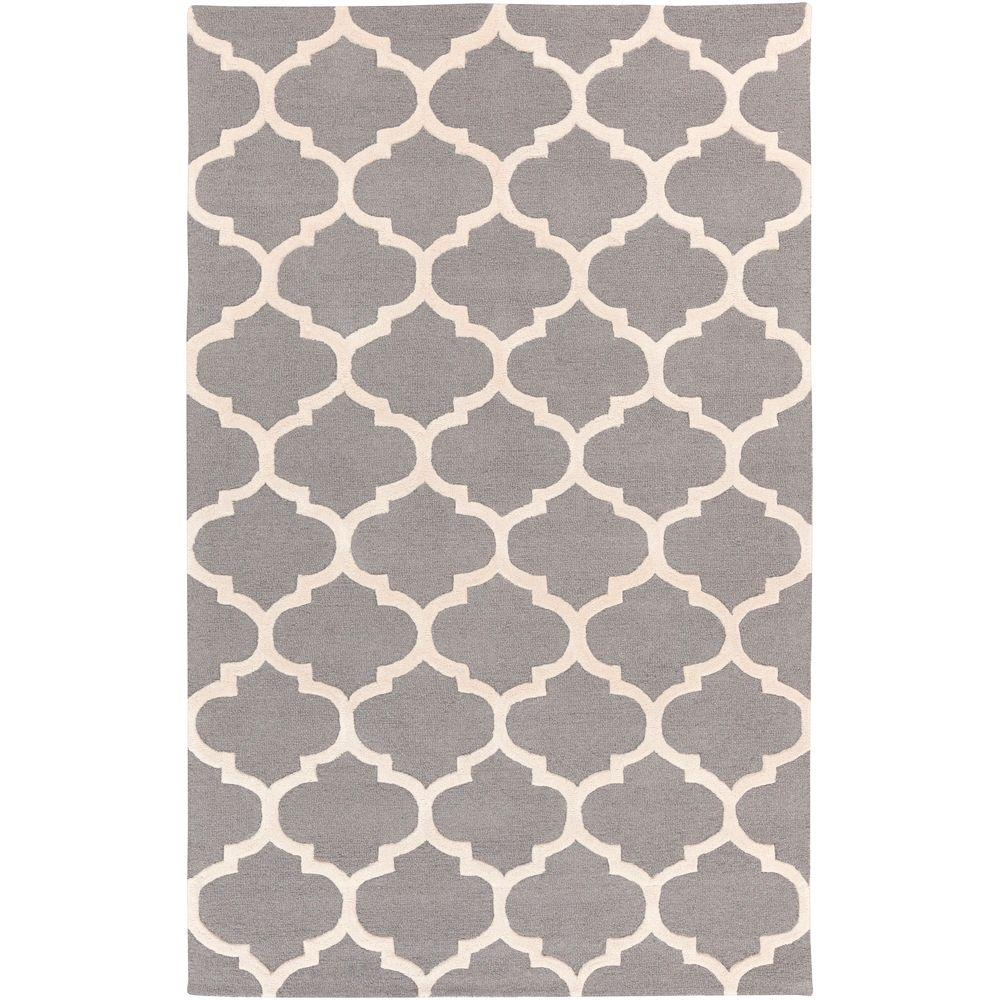 Pollack Stella Gray 2 ft. x 3 ft. Indoor Accent Rug
