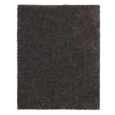 Hanford Shag Grey 5 ft. 3 in. x 7 ft. 5 in. Area Rug