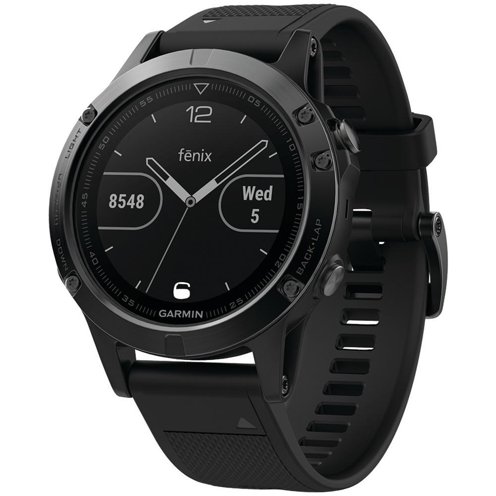 Fenix 5 47 mm Multisport Sapphire Edition GPS Watch