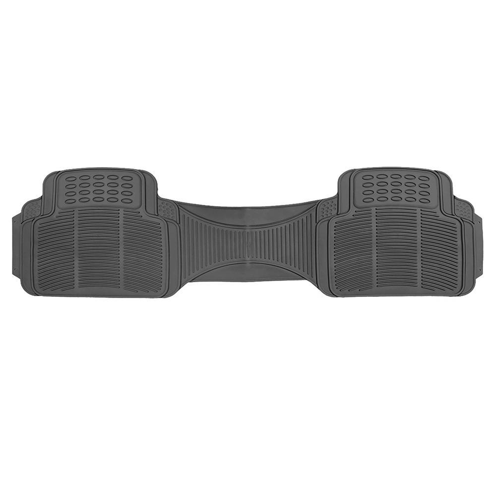 Ridged Style Gray Heavy Duty 16.5 in. x 50 in. Floor Mat