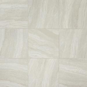 Daltile Hamilton Linear Gray 18 in  x 18 in  Ceramic Floor and Wall Tile  (17 76 sq  ft  / case)-HA021818HD1P3 - The Home Depot