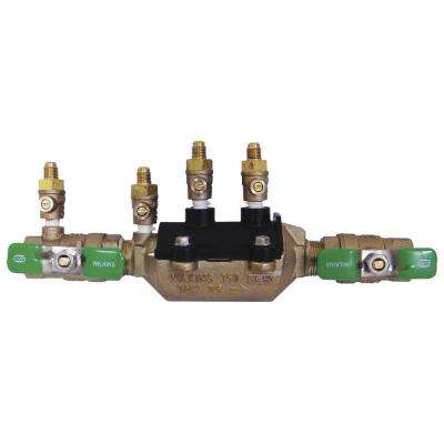 2 in. Double Check Backflow Preventer