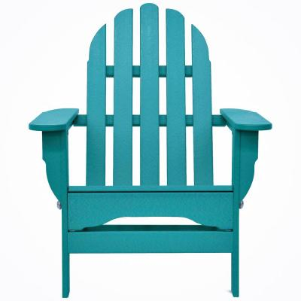 Icon Aruba Plastic Adirondack Chair
