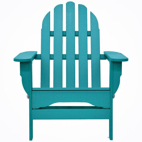Icon Aruba Plastic Adirondack Chair