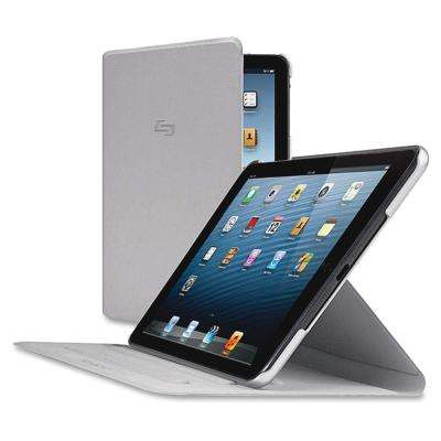 Vinyl iPad Mini Millennia Carrying Case, Titanium