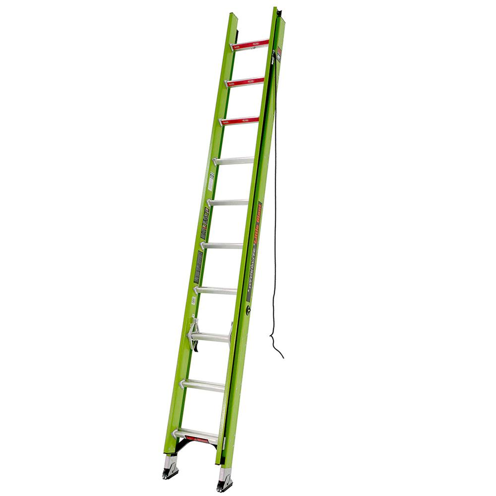 Hyperlite 20 ft. Type IA Fiberglass Extension Ladder