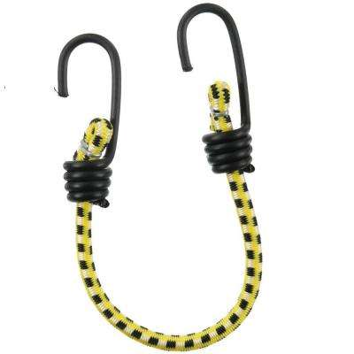 13 in  Bungee Cord with Coated Hooks