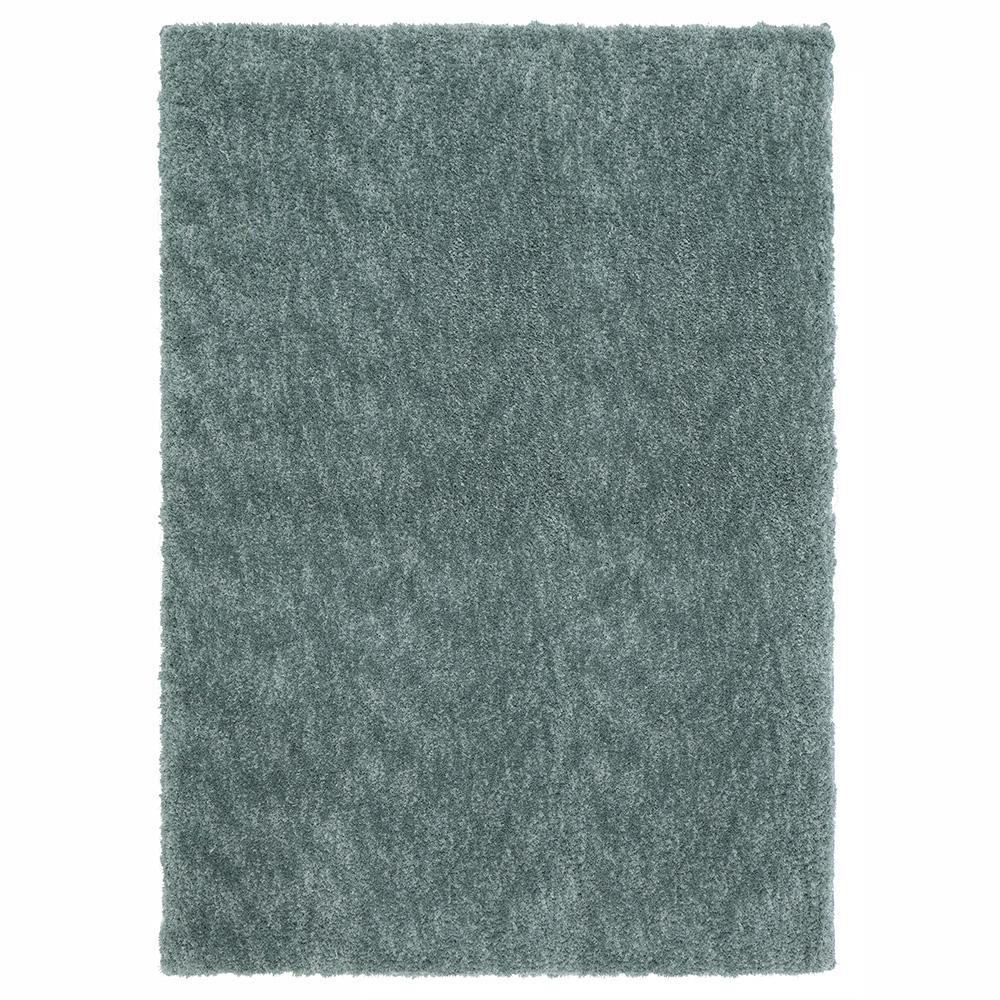 Home Decorators Collection Ethereal Shag Aqua Sea 10 ft. x 13 ft. Indoor Area Rug