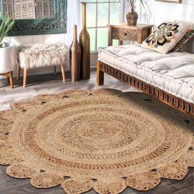 Braided Area Rugs The Home Depot