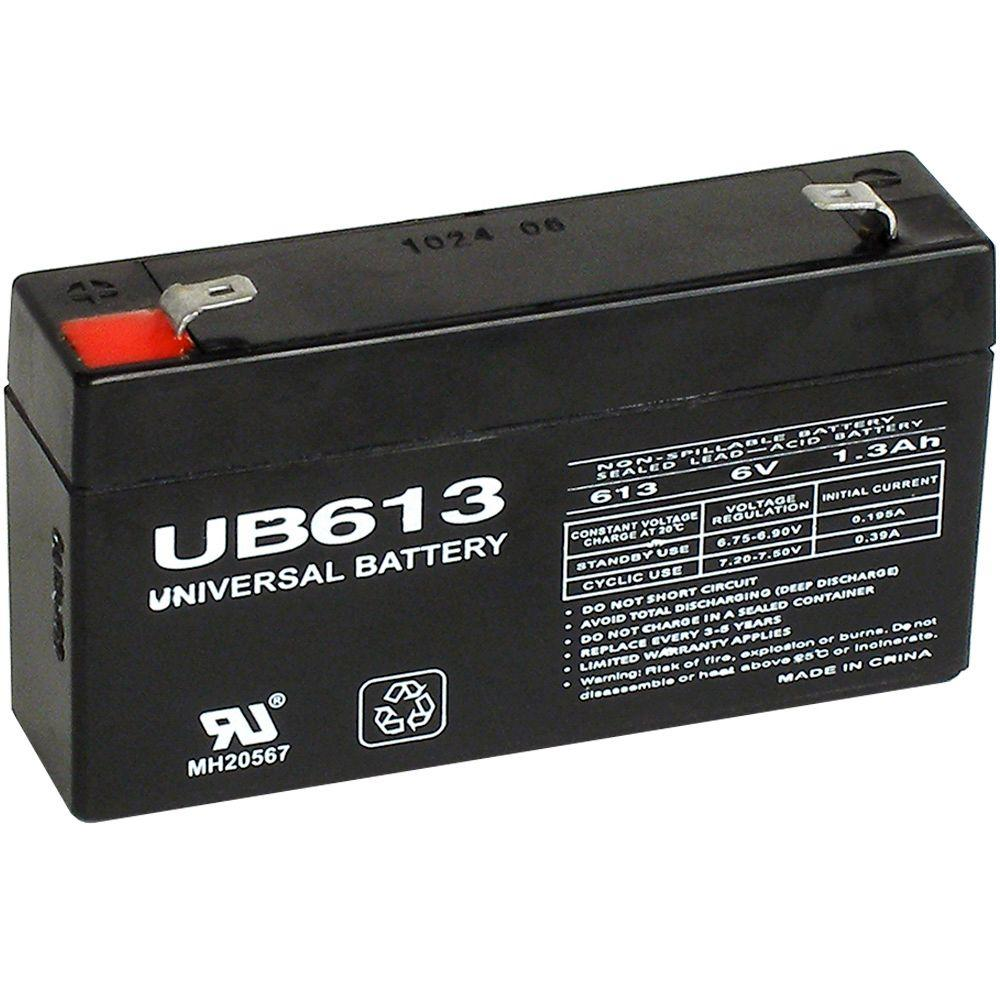 Ub Battery Home Depot
