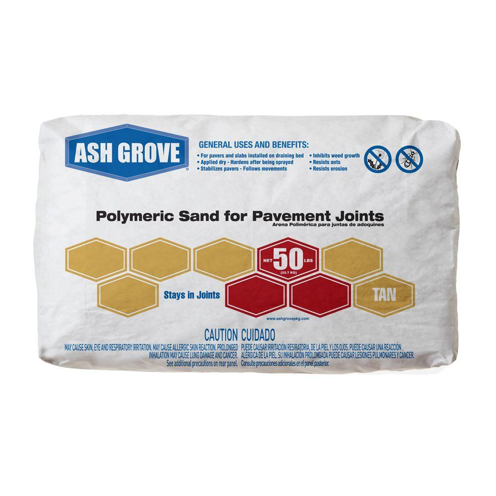 50 lb. Polymeric Sand for Pavement Joints