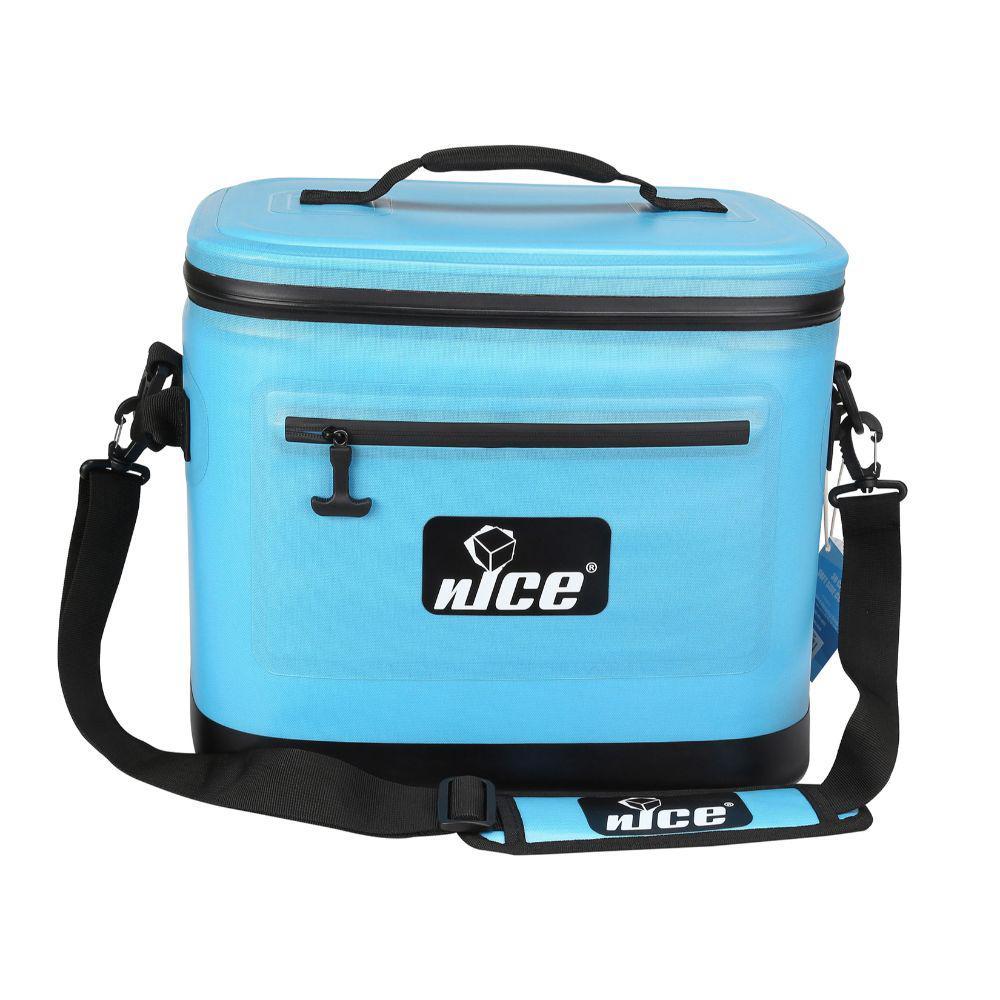 11.25 Qt. Blue Soft Sided Cooler