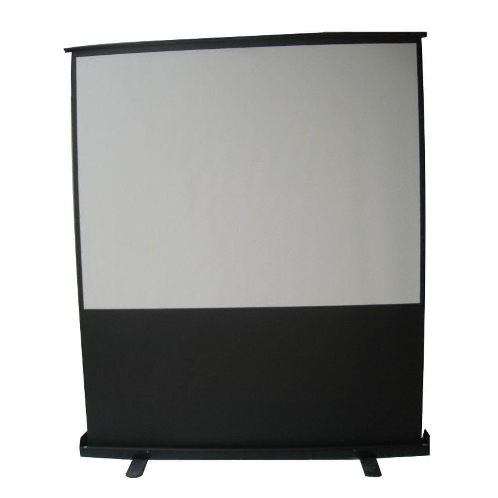Inland 60 in. Portable Floor Projection Screen