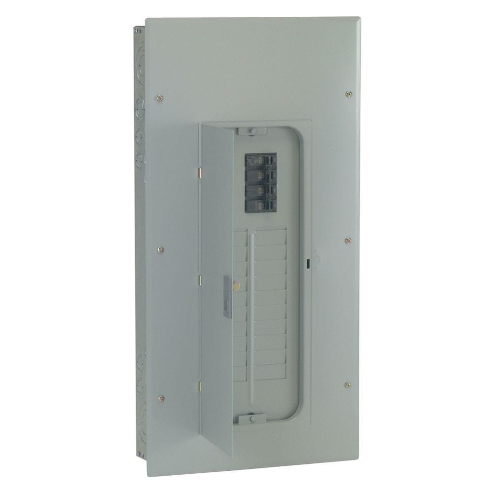 PowerMark Gold 200 Amp 20-Space 40-Circuit Indoor Main Breaker Circuit Breaker Panel