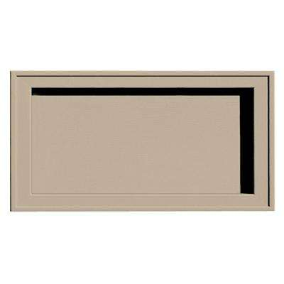 7.5 in. x 14.25 in. #085-Clay Recessed Jumbo Mounting Block
