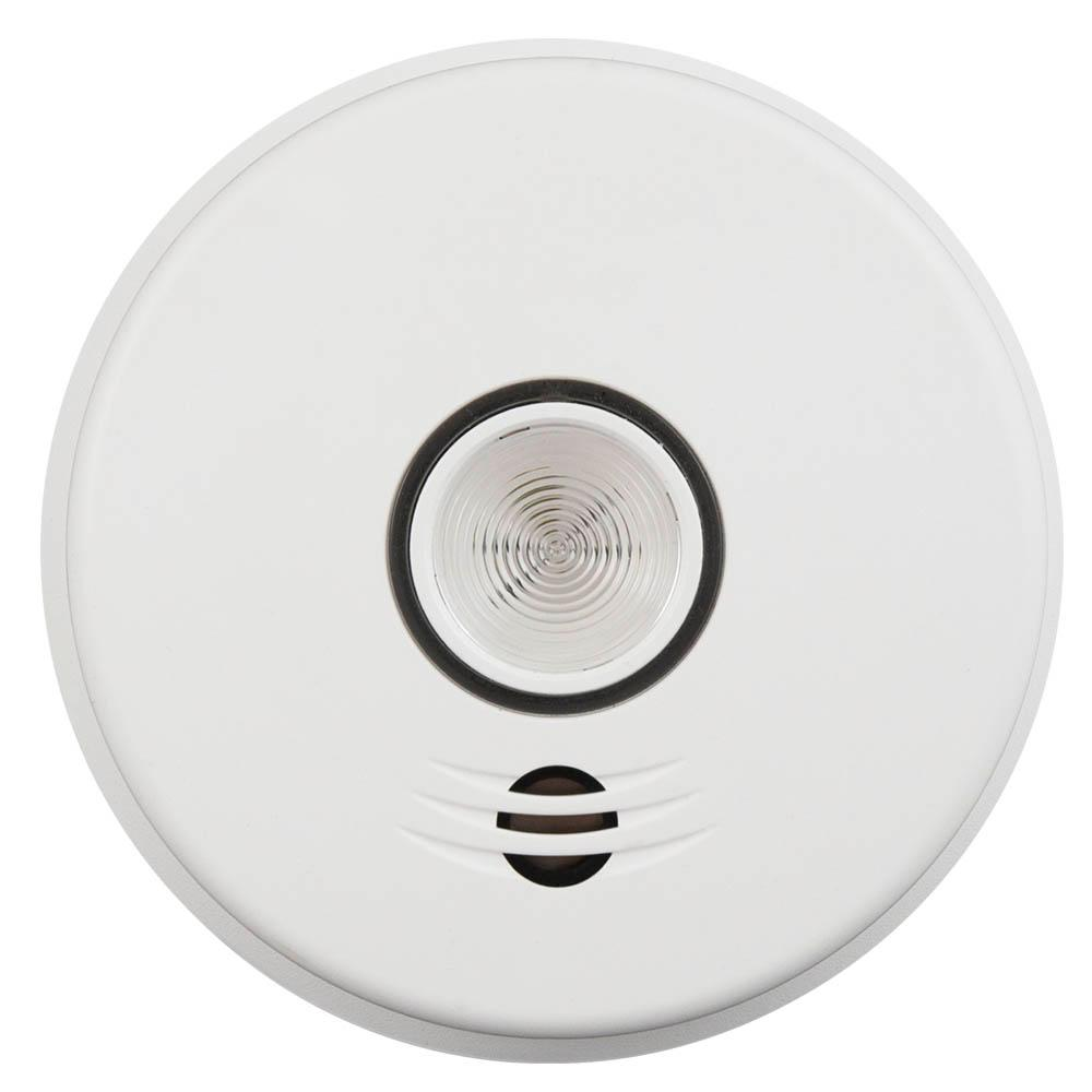 Kidde Hardwire Smoke Detector With 10 Year Battery Backup