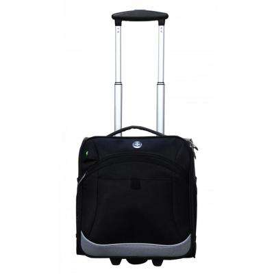 14 in. Basel Black  luggage Underseater