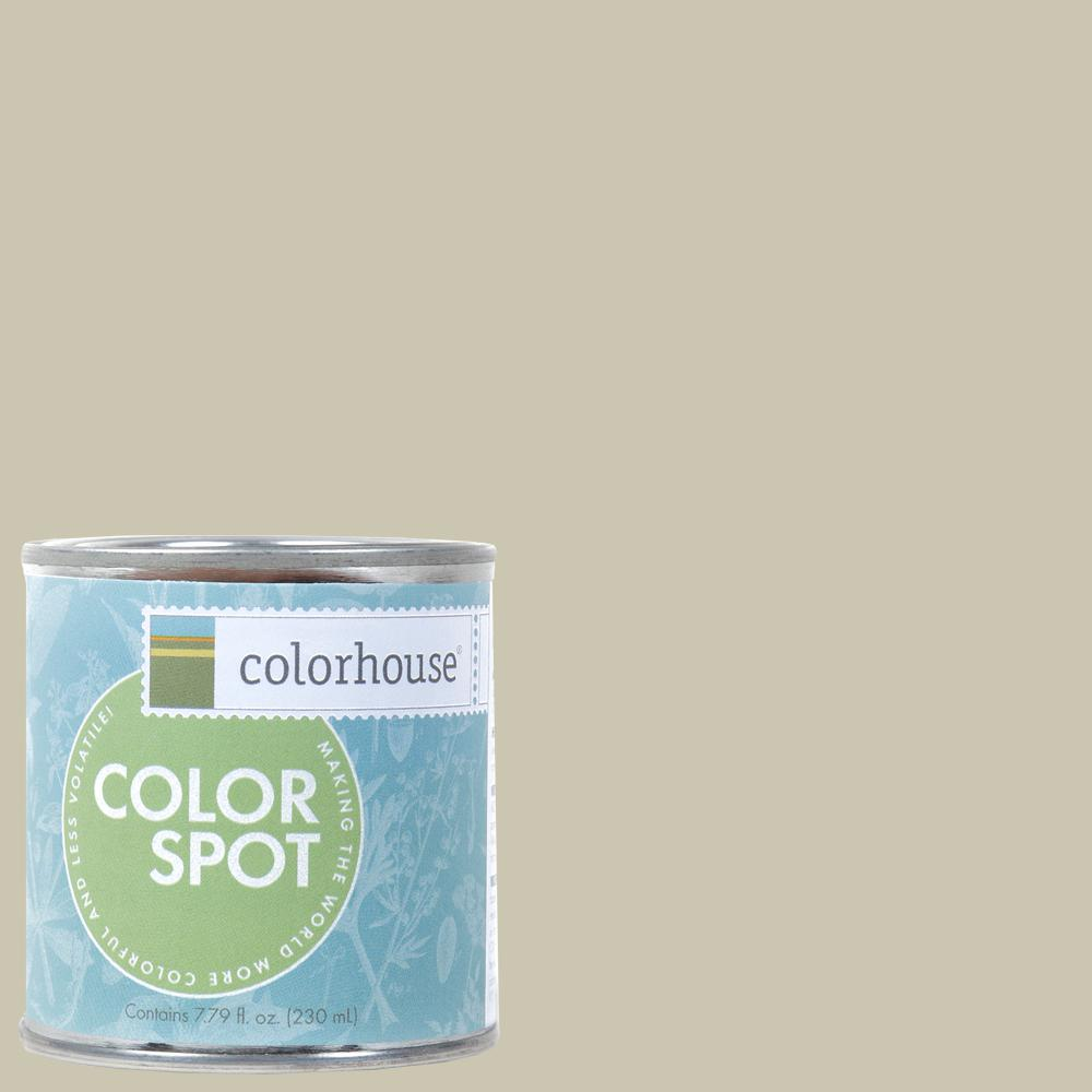 8 oz. Metal .01 Colorspot Eggshell Interior Paint Sample