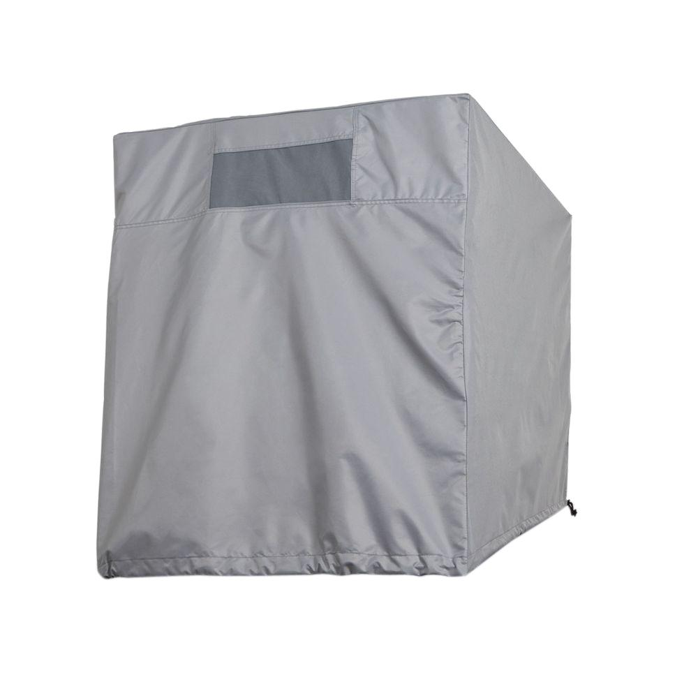 Classic Accessories 42 in. x 43 in. x 33 in. Evaporative Cooler Down Draft Cover