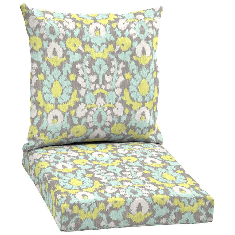 phyllis outdoor dining seat cushion set